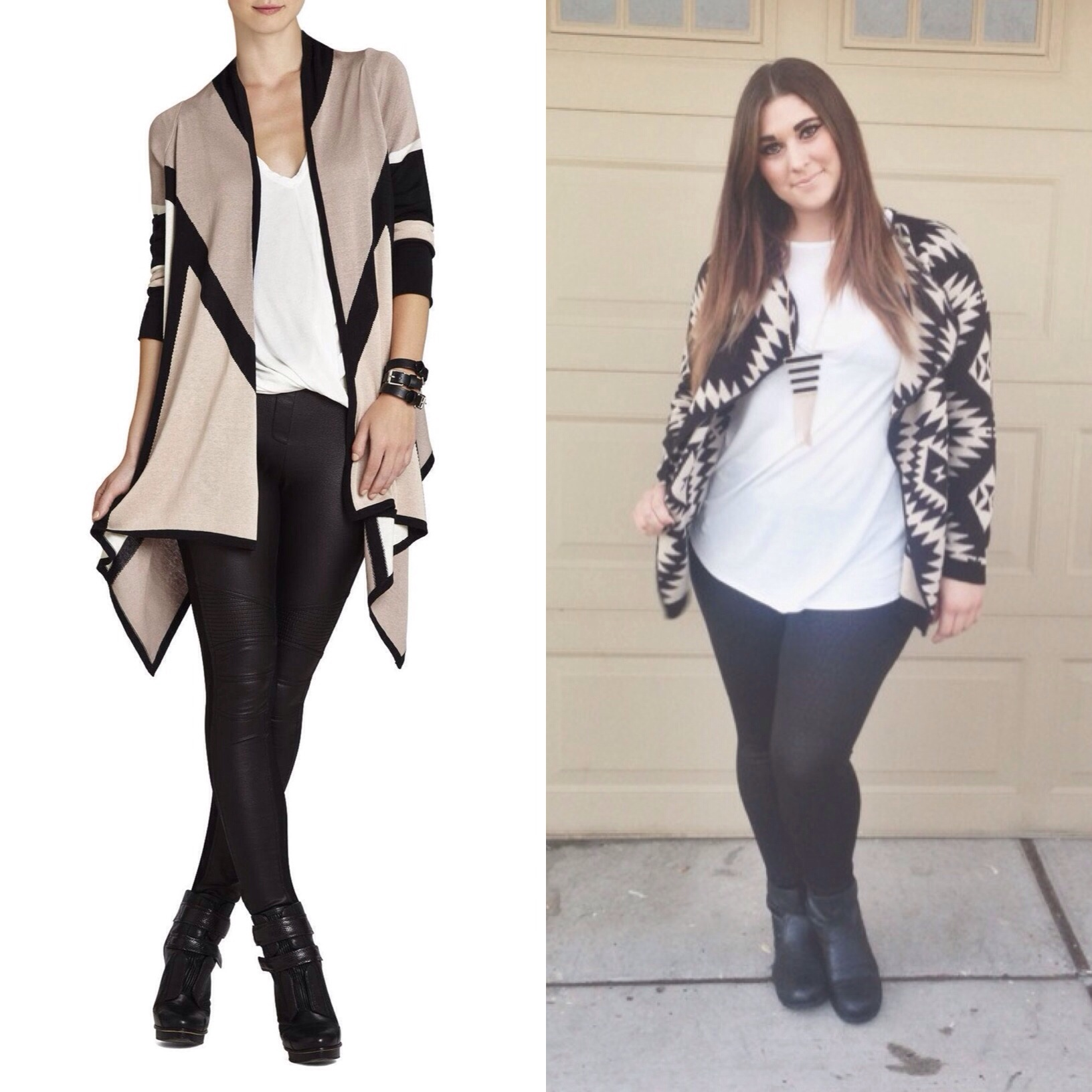 Pinterest outfit inspiration cream white u0026 black u2013 abbey kay